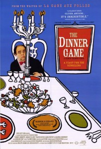 the Dinner Game Poster